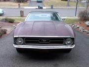 1972 FORD mustang Ford Mustang CONVERTIBLE